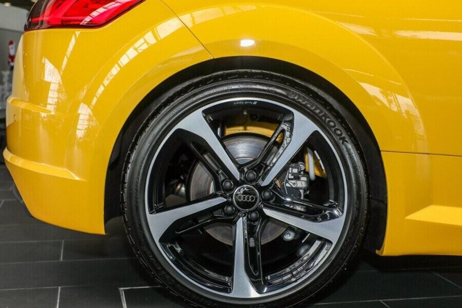 Ngoai Thất Audi TT - Hình 7