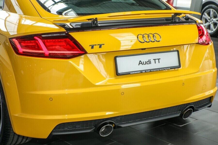 Ngoai Thất Audi TT - Hình 8
