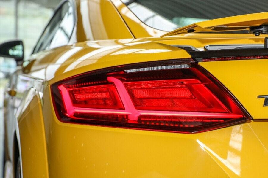 Ngoai Thất Audi TT - Hình 9