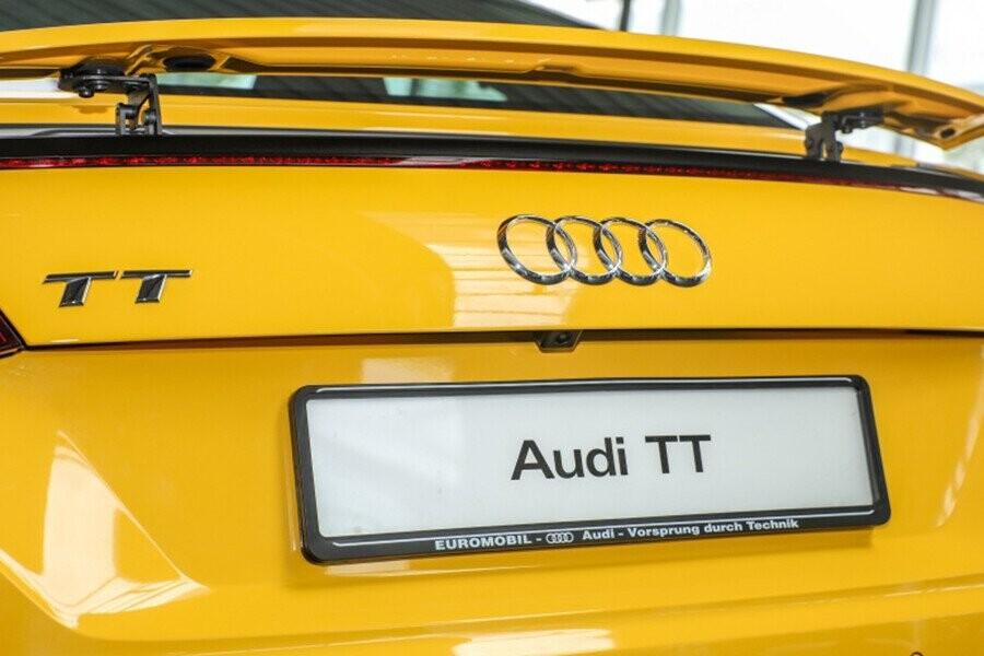 Ngoai Thất Audi TT - Hình 10