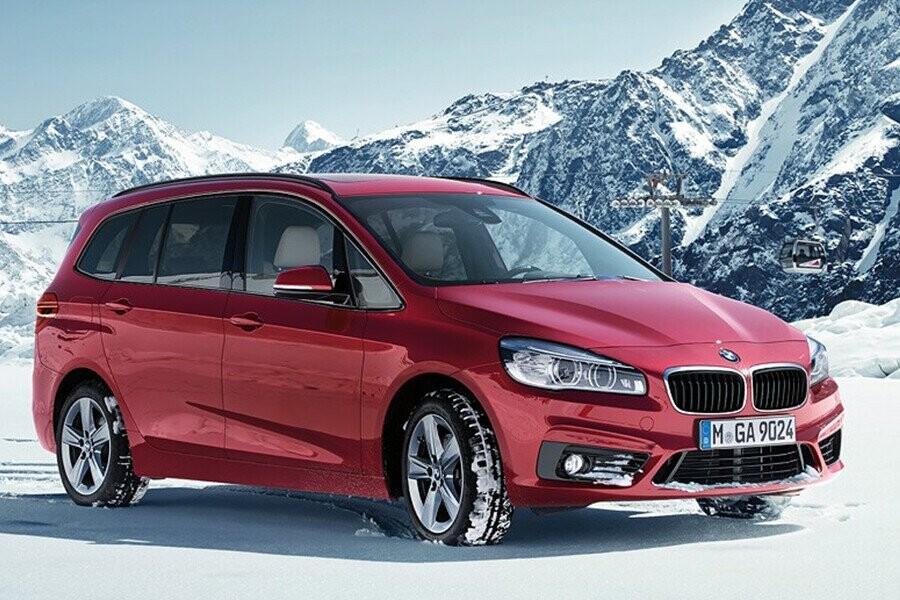 BMW 2 Series Gran Tourer như là mẫu xe tiêu biểu cho sự rộng rãi, linh hoạt và uyển chuyển
