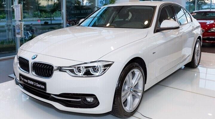 BMW 3 Series là thành viên thể thao nhất trong phân khúc
