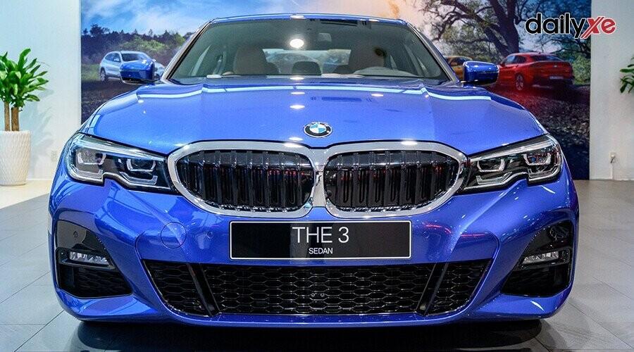 BMW 330i M Sport vẻ ngoài sang trọng theo phong cách thể thao