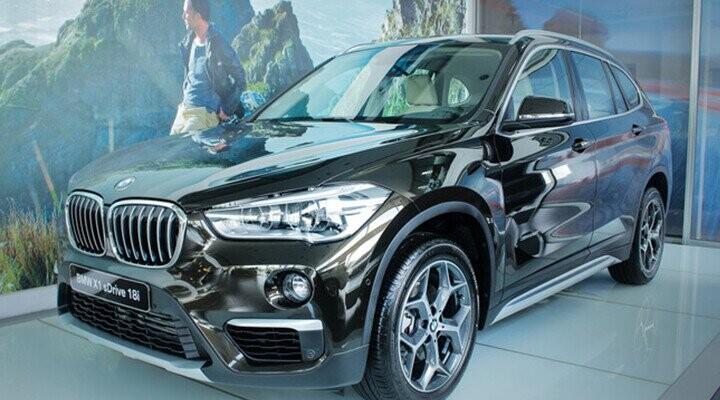 Ngoại thất của chiếc BMW X1 thôi thúc tinh thần khám phá những vùng đất mới