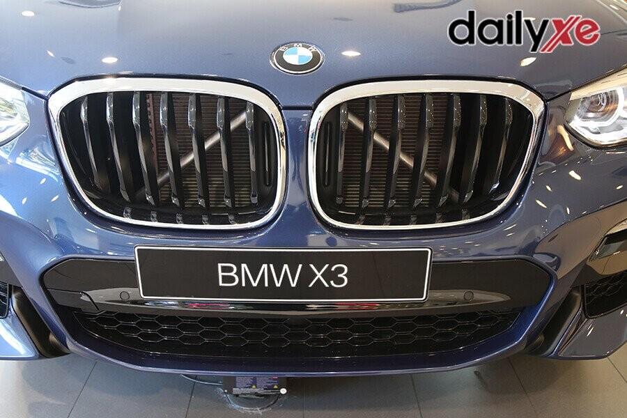 Lưới tản nhiệt thiết kề đặc trưng BMW