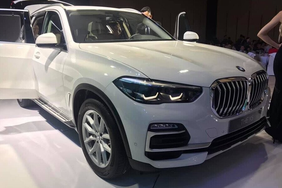 BMW X5 thiết kế sang trọng