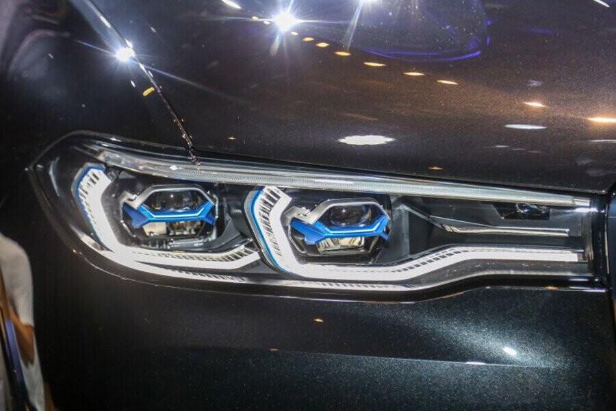 Cụm đèn hậu LED tăng khả năng chiếu sáng