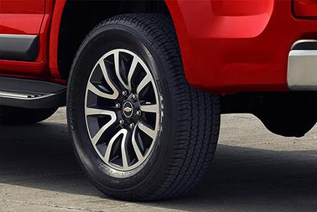 Hầm hố trên phố với bánh xe 18 inch mới
