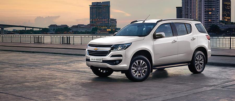 Trailblazer hoàn toàn mới – SUV mạnh mẽ, phong trần, kế thừa tinh hoa của thương hiệu Chevrolet – dành cho những tay lái bản lĩnh