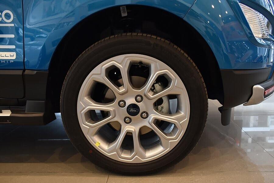 Mâm xe hợp kim đa chấu 16-inch
