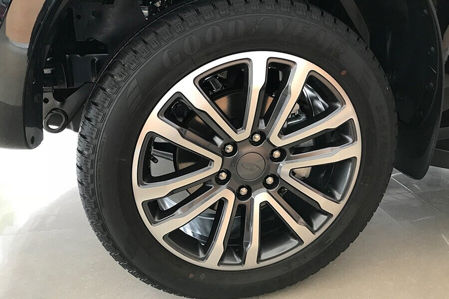 Ngoại thất Ford Everest Titanium 2.0L AT 4WD - Hình 4