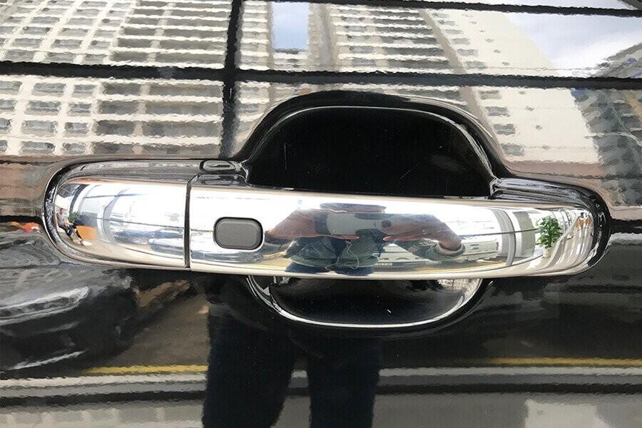 Ngoại thất Ford Everest Titanium 2.0L AT 4WD - Hình 9