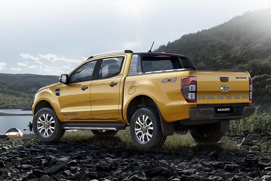 Ngoại thất Ford Ranger Wildtrak 2.0L AT 4X2 - Hình 13