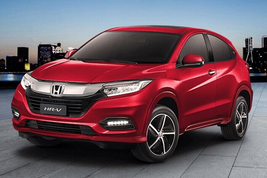 Ngoại thất Honda - Hình 1