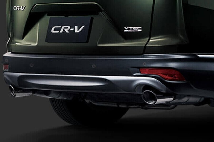 Ngoại thất Honda - Hình 7