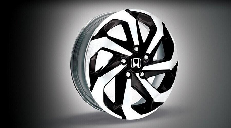 La zăng thiết kế 7 chấu mới tô điểm cho dáng vẻ năng động