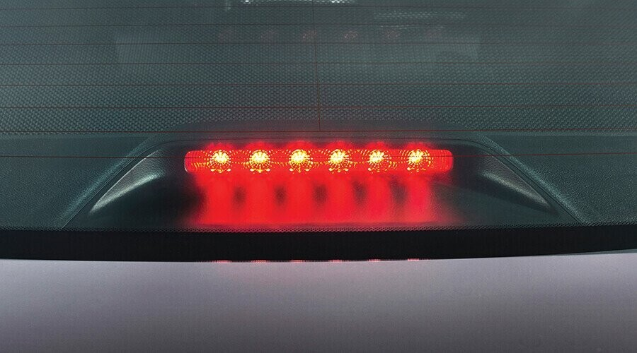 Đèn phanh treo cao dạng LED nâng cao tính an toàn