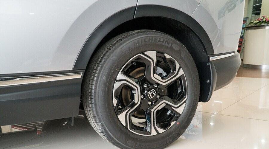 Mâm xe CR-V thiết kế thể thao