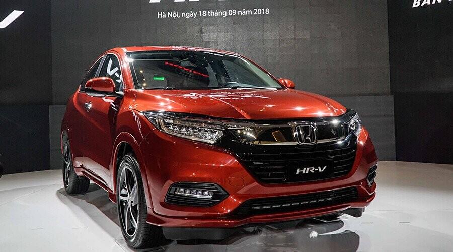 Honda HR-V thiết kế phong cách thể thao