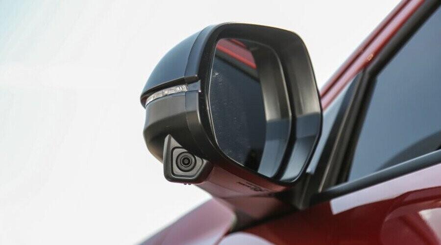 Gương chiếu hậu Honda HR-V tích hợp đèn rẽ báo