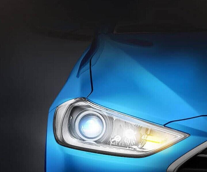Hệ thống đèn Halogen kết hợp LED cao cấp
