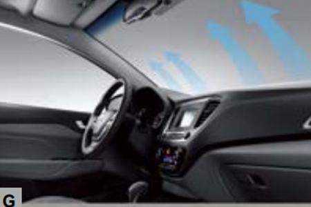 Ngoại thất Hyundai Accent 1.4 MT tiêu chuẩn - Hình 18