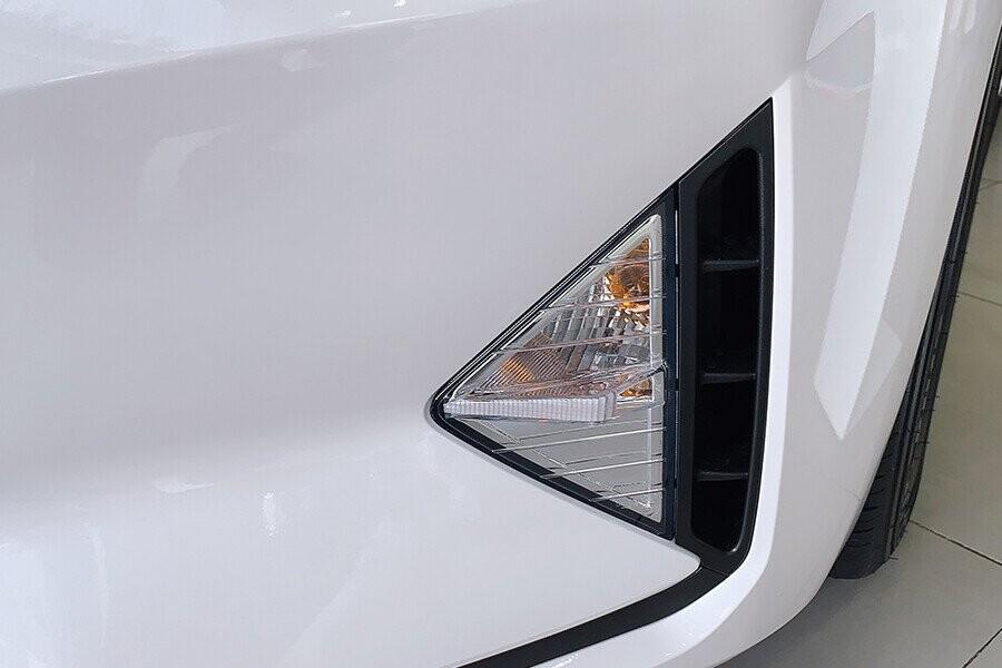 Đèn sương mù tăng khả năng chiếu sáng