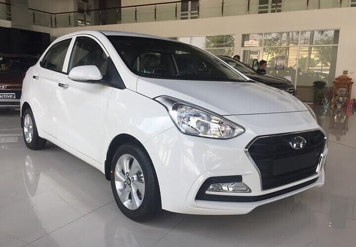 Tổng quan Hyundai Grand i10 sedan