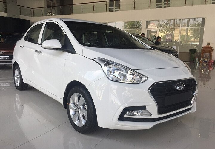 Tổng quan Hyundai Grand i10 Sedan 1.2 MT