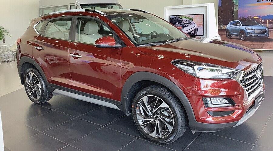 Hyundai Tucson mang đậm phong cách thể thao