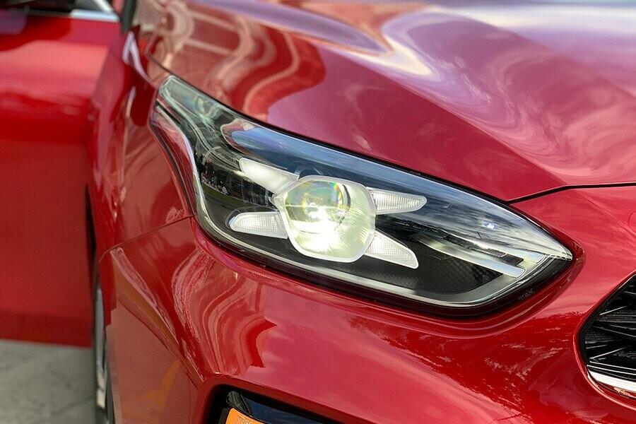 Cụm đèn pha LED tăng độ chiếu sáng