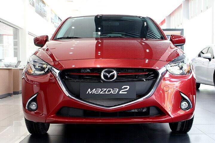 Ngôn ngữ thiết kế Kodo Mazda 2 Hatchback 1.5L