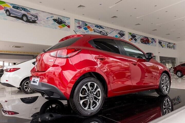 Thân xe Mazda 2 Hatchback 1.5L