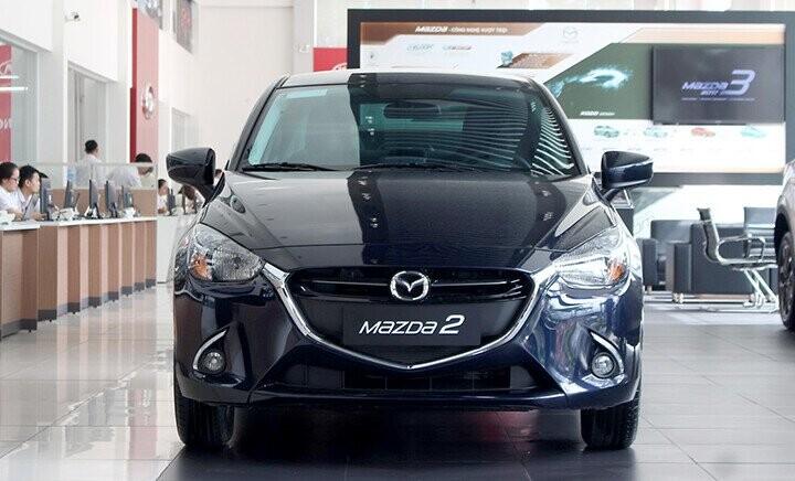 Ngoại thất Mazda 2 Sedan - Hình 1