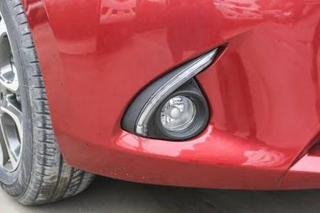 Ngoại thất Mazda 2 Sedan 1.5L - Hình 5