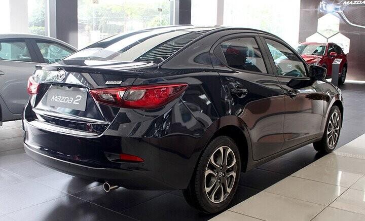 Ngoại thất Mazda 2 Sedan - Hình 6
