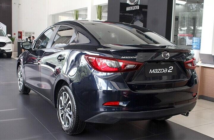 Ngoại thất Mazda 2 Sedan - Hình 9