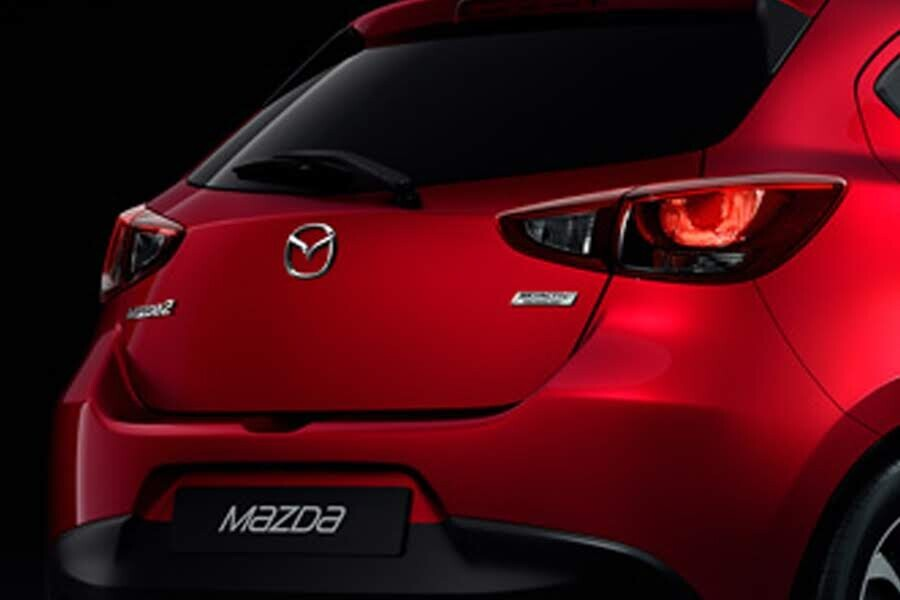 Ngoại thất Mazda 2 Sedan 1.5L - Hình 10