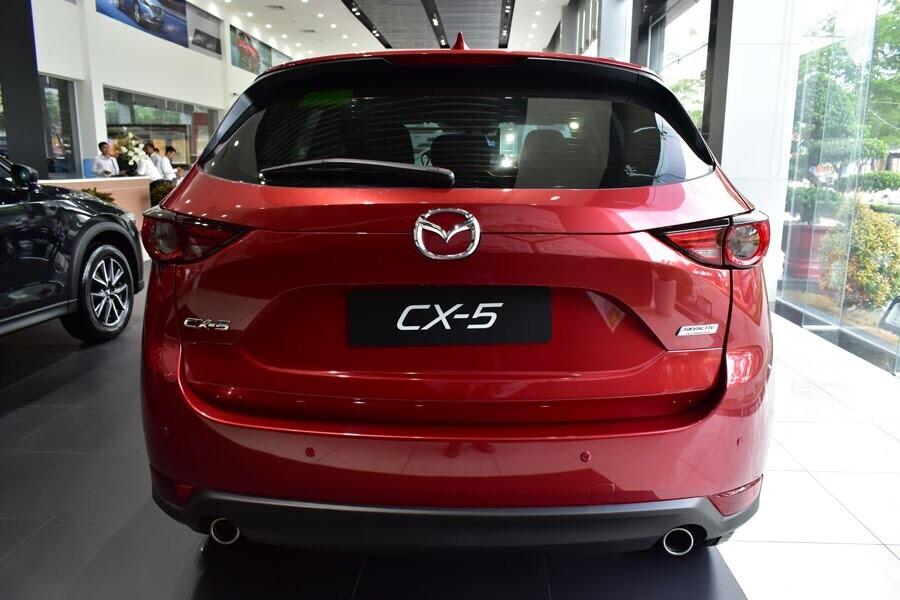 Ngoại thất Mazda CX-5 2.5L AWD 2018 - Hình 3