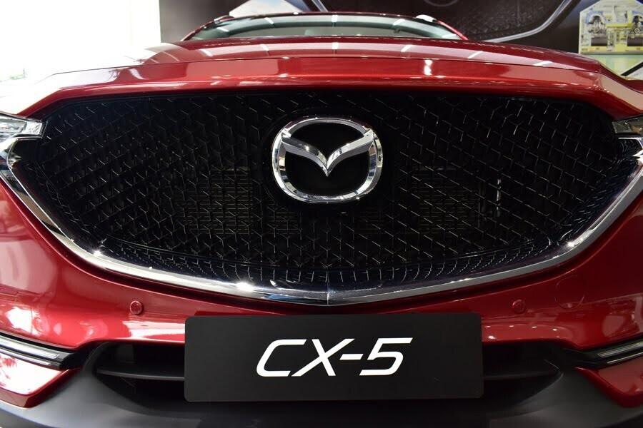 Ngoại thất Mazda CX-5 2.5L AWD 2018 - Hình 4
