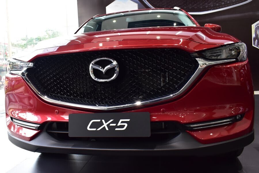 Ngoại thất Mazda CX-5 2.5L AWD 2018 - Hình 5