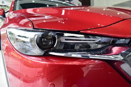 Ngoại thất Mazda CX-5 2.5L AWD 2018 - Hình 6