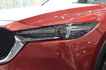 Ngoại thất Mazda CX-5 2.5L AWD 2018 - Hình 7