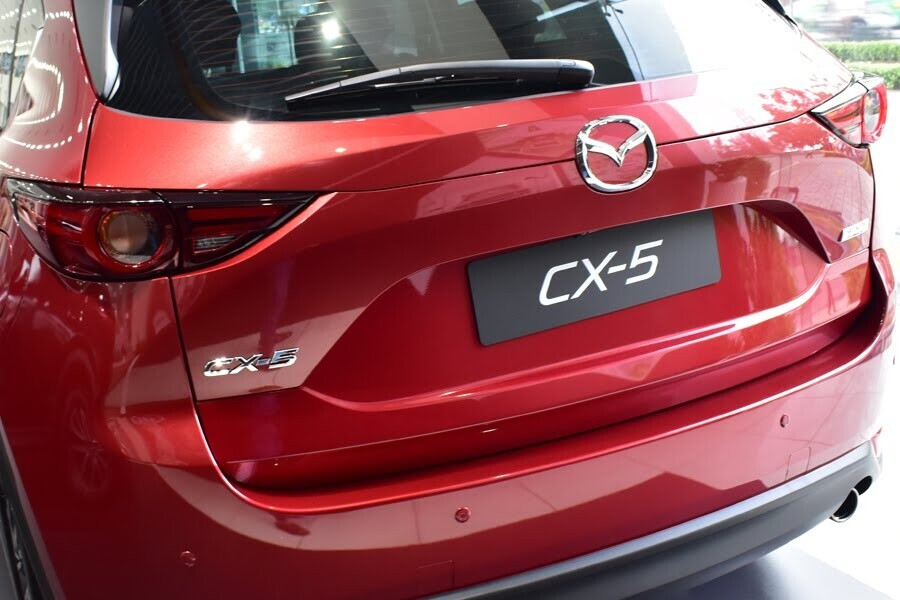 Ngoại thất Mazda CX-5 Premium - Hình 9