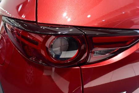 Ngoại thất Mazda CX-5 2.5L AWD 2018 - Hình 10