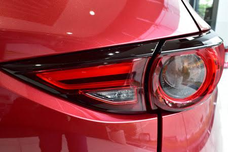 Ngoại thất Mazda CX-5 2.5L AWD 2018 - Hình 11