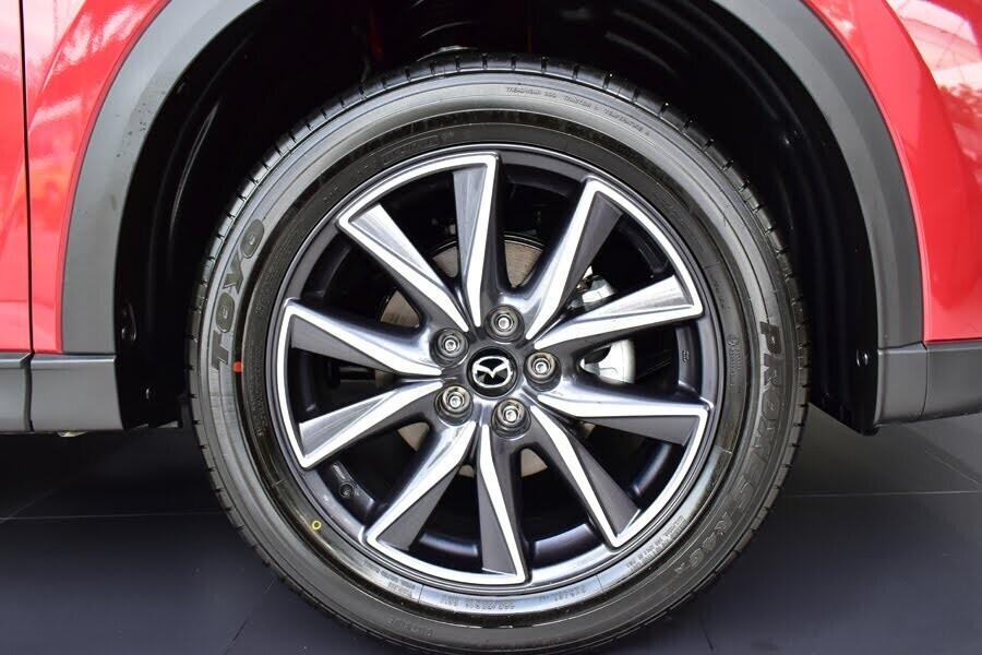 Ngoại thất Mazda CX-5 2.5L AWD 2018 - Hình 12