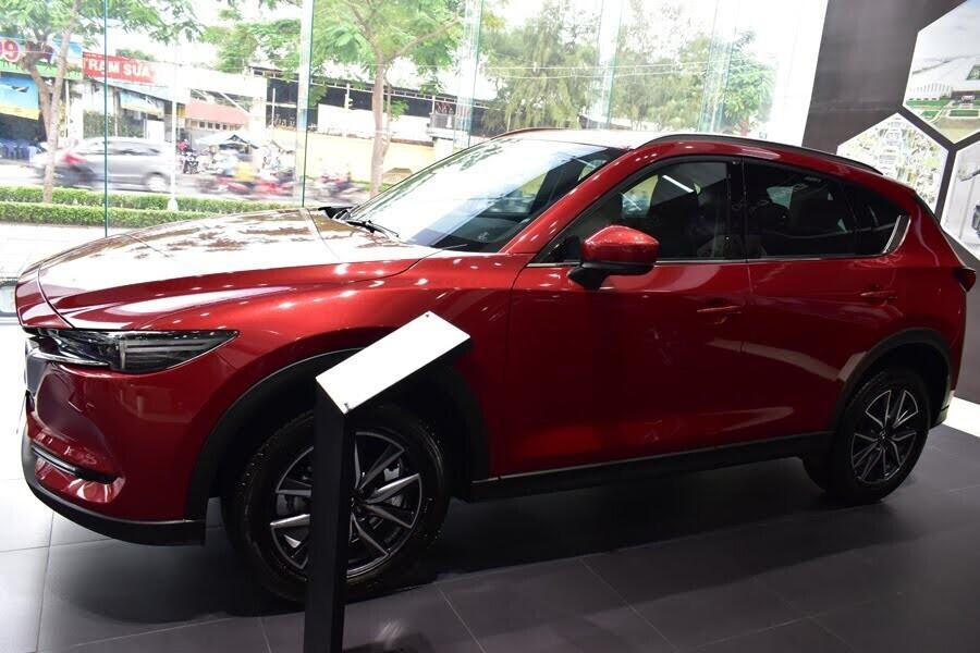 Ngoại thất Mazda CX-5 2.5L AWD 2018 - Hình 13