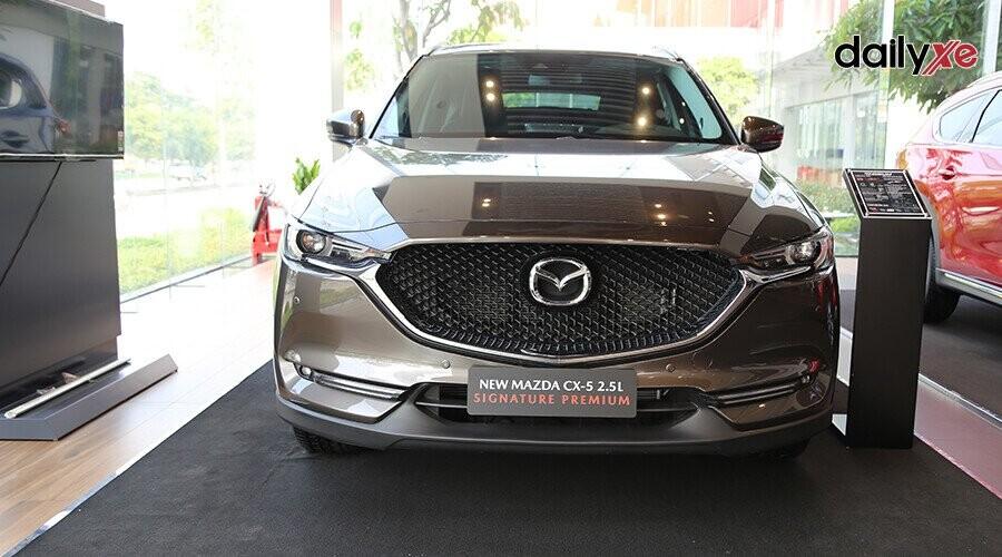 Mazda CX-5 thiết kế trẻ trung cá tính