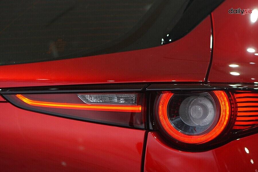 Đèn hậu của xe công nghệ LED